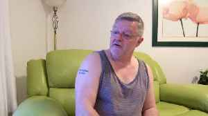 Healthy man has 'do not resuscitate' tattooed on chest [Video]