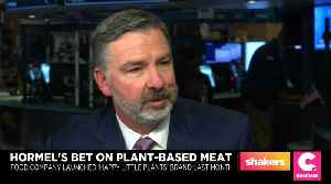 News video: Company Behind SPAM Bets on Plant-Based Meat