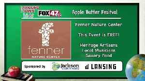 Around Town Kids - Apple Butter Festival - 10/11/19 [Video]
