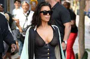 Kim Kardashian West baptised in Armenia [Video]
