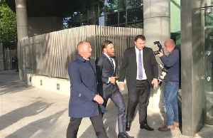 UFC star McGregor arrives for Dublin court hearing over assault charge [Video]