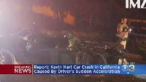 Recklessness Caused Crash That Injured Philadelphia Native Kevin Hart, Report Says [Video]