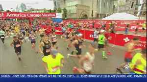 'Crowd Science' Helps Chicago Marathon Keep Track Of Runners [Video]