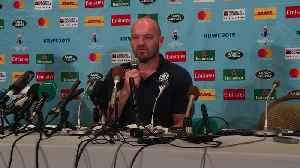 Gregor Townsend laughs off Japan coach comments [Video]