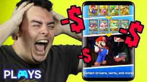 How Mario Kart Tour MANIPULATES You [Video]