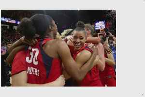 Delle Donne, Washington Mystics Win First WNBA Title [Video]