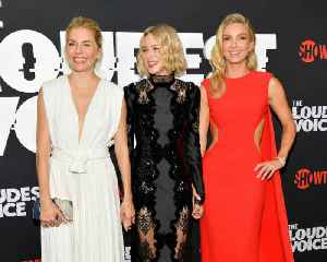 News video: Sienna Miller's ageing disguise