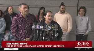 Family Of 'Junior' Guzman-Feliz Speaks After Sentencing [Video]