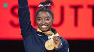 Simone Biles Is The Most Decorated Female Gymnast In The World [Video]