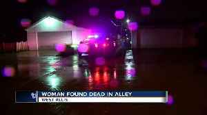 51-year-old woman dies in West Allis alley [Video]