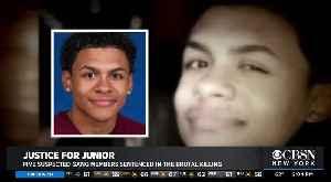 #JusticeForJunior: Trinitarios Gang Members Sentenced In Teen's Murder [Video]