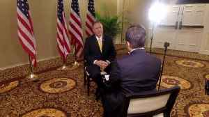 (Full Interview) Sec. of State Pompeo in Nashville on Biden, Ukraine phone call, China [Video]