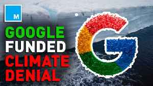 Google revealed to be funding climate deniers [Video]