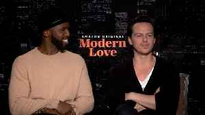 Andrew Scott On Being Known As 'Hot Priest' [Video]