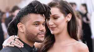 Bella Hadid & The Weeknd Are BACK Together & Reunited AT Bella's Birthday! [Video]
