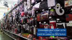 WEB EXTRA: Halloween Spending [Video]