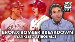 News video: Yankees-Astros ALCS is the Clash of the Titans
