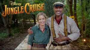 Disney's First 'Jungle Cruise' Trailer Is Here [Video]