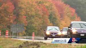 Holiday weekend travel, leaf peepers expected to clog roads [Video]