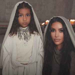 Kim Kardashian went to Armenia to baptize her kids [Video]