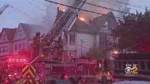 Suspicious Fire Burns Through Jersey City Buildings [Video]