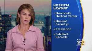 Nurses Facing Lawsuit Over Benadryl [Video]
