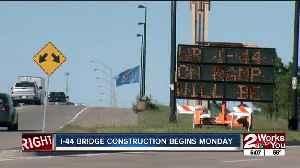 I-44 bridge construction begins Monday [Video]