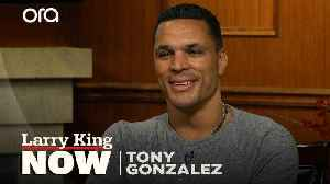 'There's no way you could've told me': Tony Gonzalez on his Pro Football Hall of Fame induction [Video]