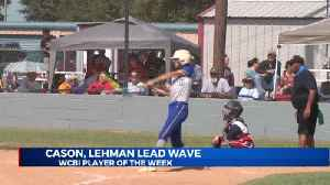 Cayson, Lehman named Co-Athletes of the Week [Video]