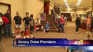 Nancy Drew Premiere [Video]