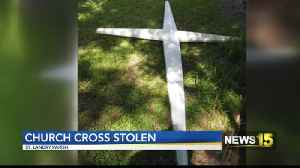 Mt. Pleasant church stolen [Video]