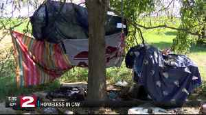 Homeless in CNY: Mental Health & Transitioning into permanent housing [Video]