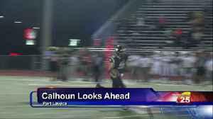 Calhoun Football Moves Ahead From Forfeit [Video]
