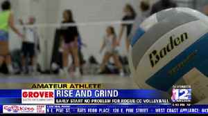 Rogue CC volleyball keeps winning in the programs first year [Video]