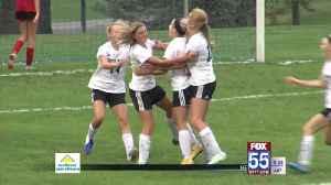 High School Girls Soccer: Sectional Semifinals [Video]