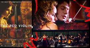 The Red Violin movie (1998) -  Samuel L. Jackson, Carlo Cecchi, Sylvia Chang [Video]