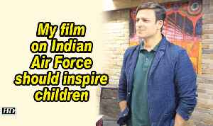 Vivek Oberoi: My film on Indian Air Force should inspire children [Video]
