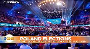 Poland's parliamentary election 2019: Will smaller parties prove to be the kingmakers? [Video]