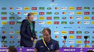 Schmidt and Best speak after securing QF spot with Samoa win [Video]