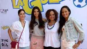 "Ana Ortiz, Roselyn Sanchez, Judy Reyes, Feliz Ramirez ""LaGolda"" Special Short Film Screening Red Carpet [Video]"