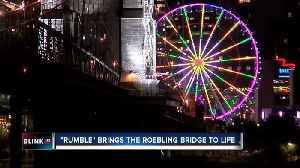 'Rumble' brings the Roebling Bridge to life [Video]