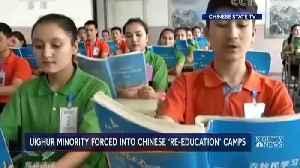 Muslim minorities being enslaved in China [Video]