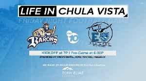Life in Chula Vista live at Southwestern College [Video]