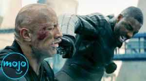 Top 10 Fight Scenes in Hobbs & Shaw and Fast & Furious [Video]
