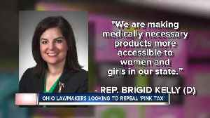 Ohio lawmakers hope to repeal 'pink tax' on tampons, pads [Video]