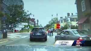 Cutting edge company teaching cars to read body language [Video]