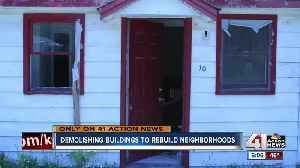 Independence working to address concerns over dangerous buildings [Video]