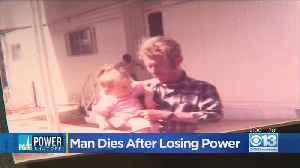 El Dorado County Man's Death Not PG&E Shutoff-Related, Coroner Says [Video]