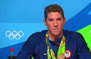 American Olympic champion swimmer Conor Dwyer retires after doping ban [Video]