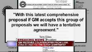 UAW submits counterproposal to GM, indicates deal may be close [Video]